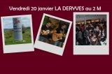 Soirée du 20 janvier 2017 avec La Deryves